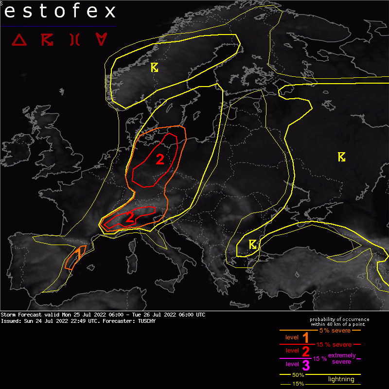 ESTOFEX Forecast